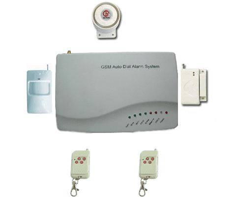 GSM Alarm Systerm-GSM-002