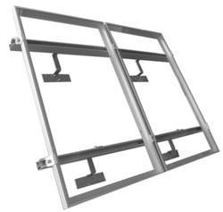 Roof mounting solar brackets