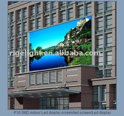 P10 SMD indoor Led display screen/led screen/Led display