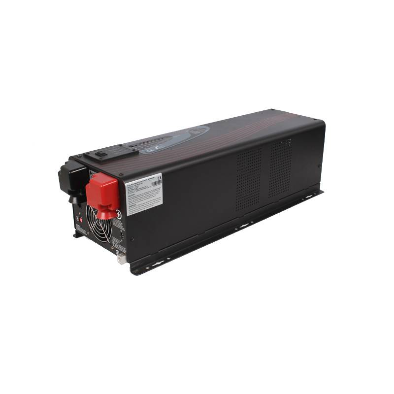Solar Panel Inverter 3000W 12V 24V 48V DC to 110V 220V 230V DC with MPPT Solar Power Charger