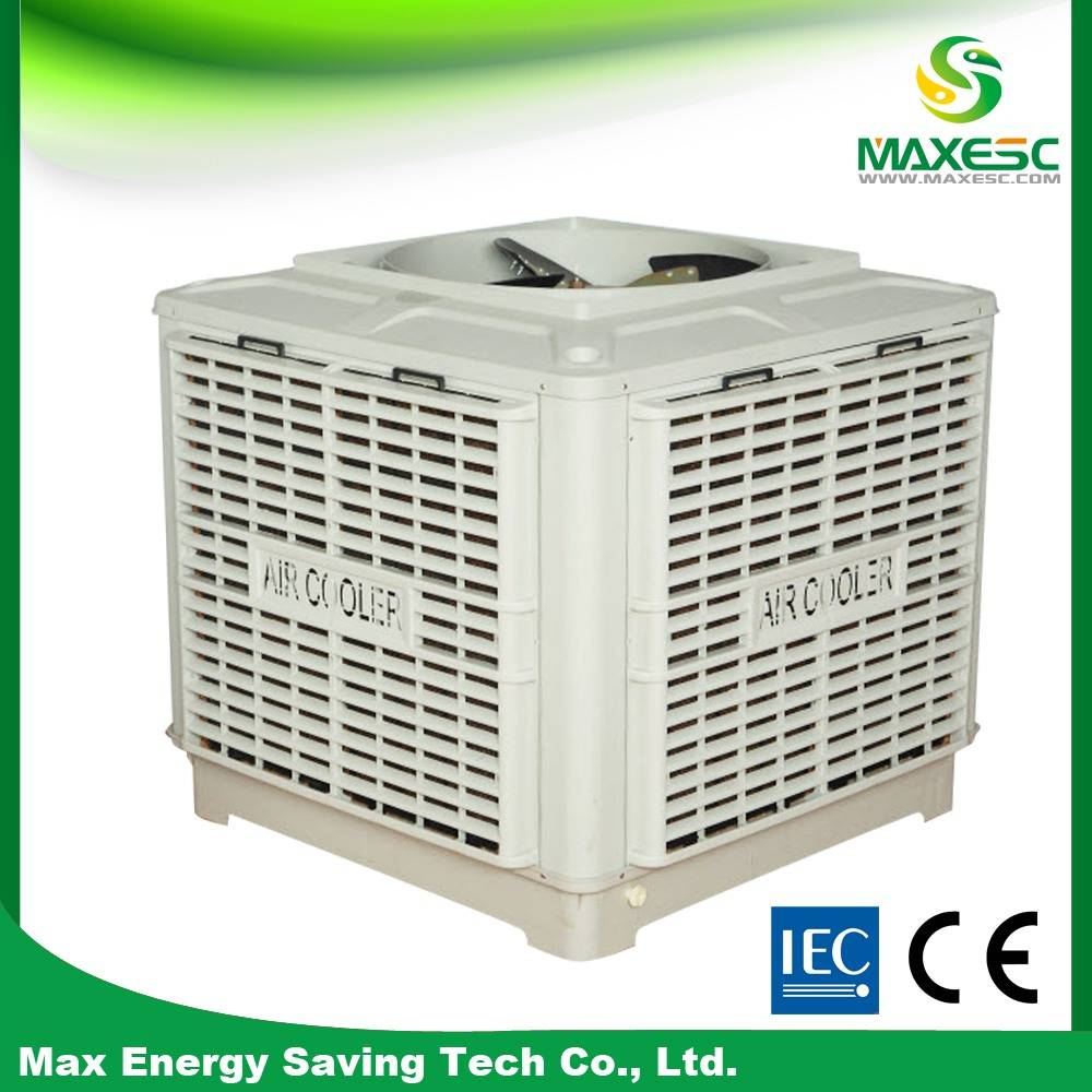 Maxesc Factory Industrial Electrical AC Auto Swamp Cooling System