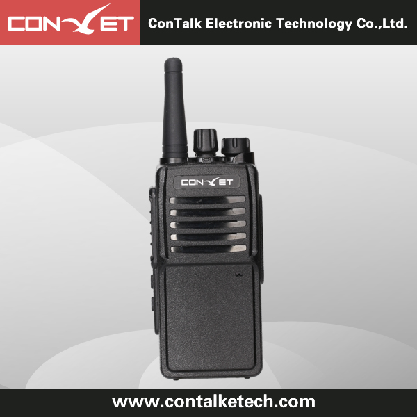 ContalkeTech 3G WCDMA/GSM walkie talkie with SM Card GPS tracking optional CTET-58Plus