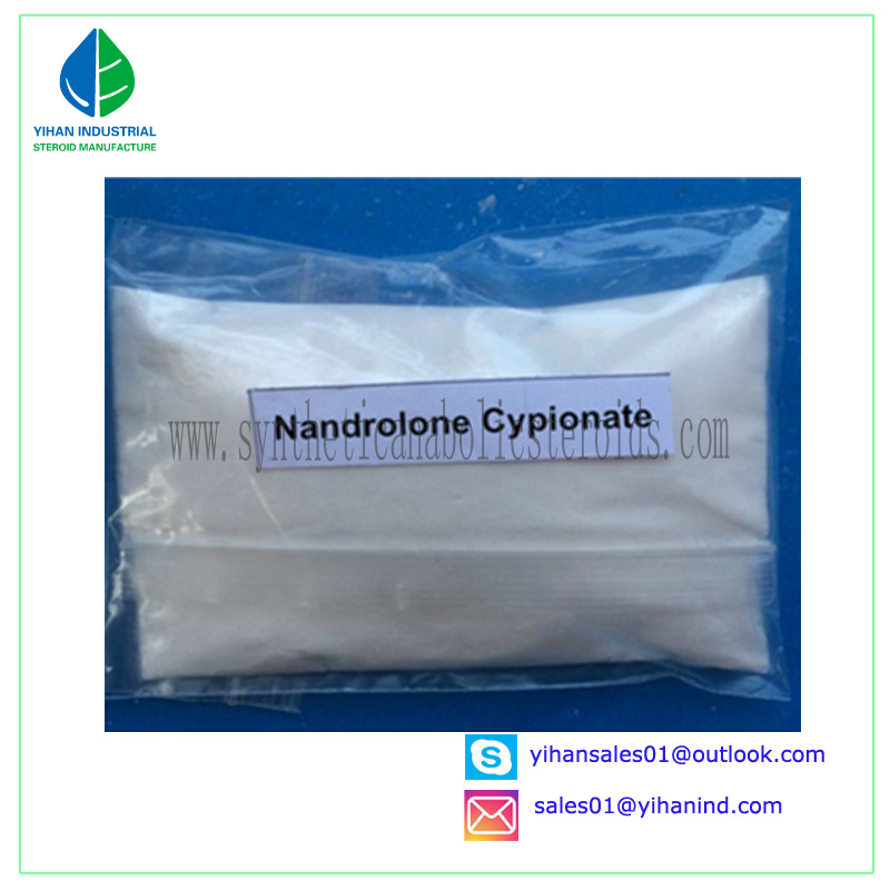 99% Anabolic Steroids Hormones Nandrolone Cypionate for Bodybuilding Judy