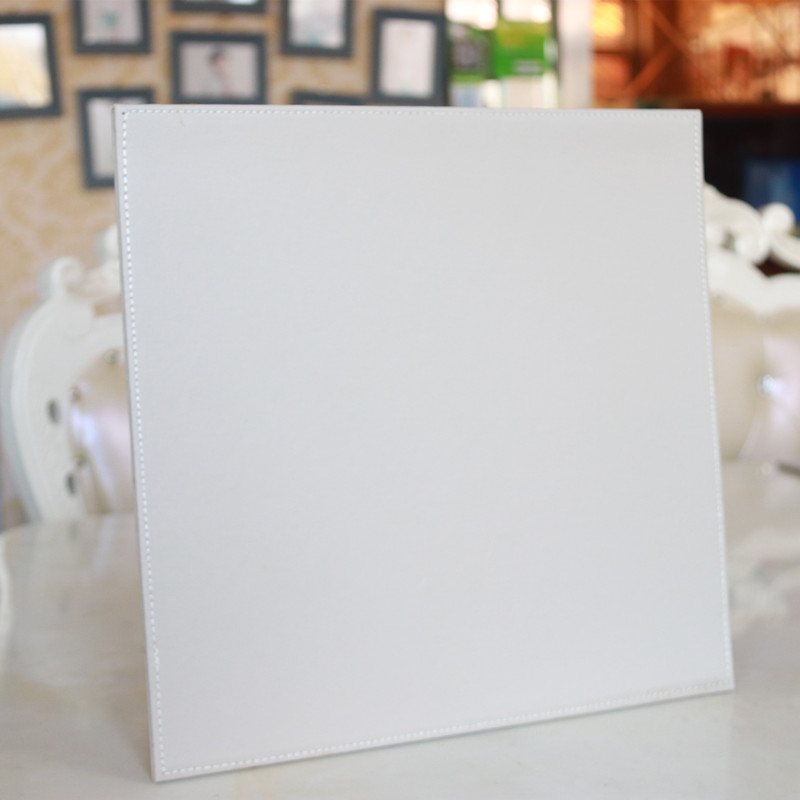 Square PVC heat-insulated table mat
