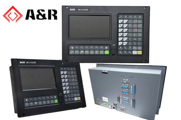 7.0inch 2-axis CNC lathe machine controller for metal working