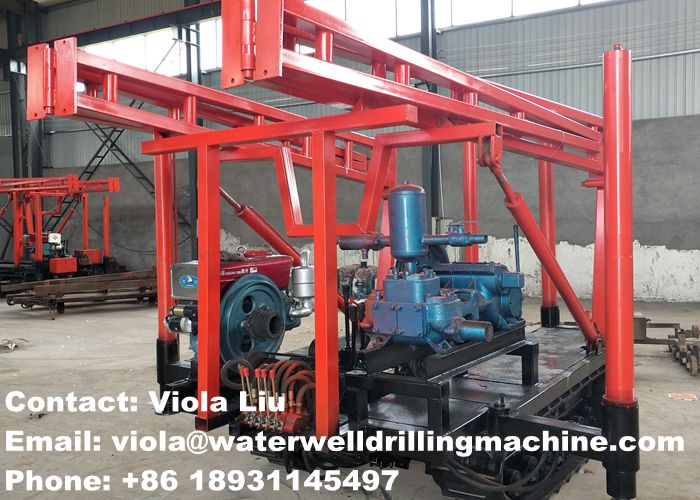 Factory Direct Price Geological Drilling Rig for Soil Sampling