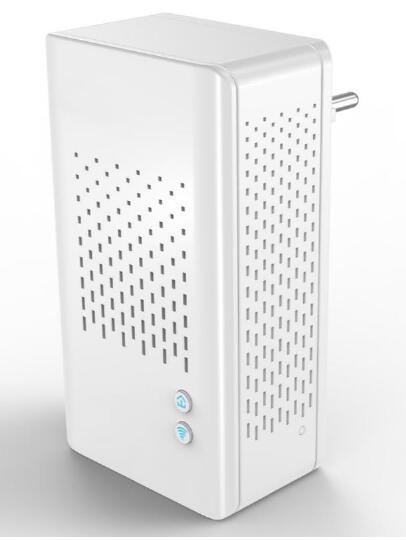 1200Mbps WiFi HomePlugAV2 Gigabit port PLC adapter, ethernet adapter, powerline adapter