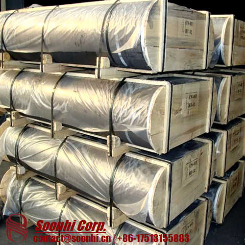 Top Quality UHP 450 500 600 Graphite Electrodes for Arc