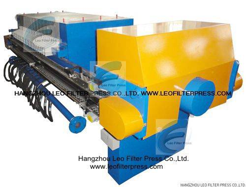 Leo Filter Press Automatic Industrial Membrane Filter Press