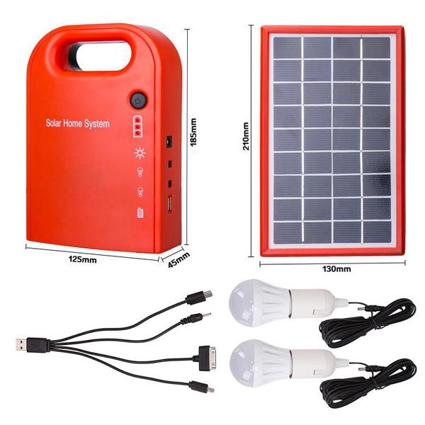 portable Solar Home System