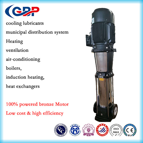 G-CDL/CDLF Multistage Centrifugal Vertical Pump 12-17