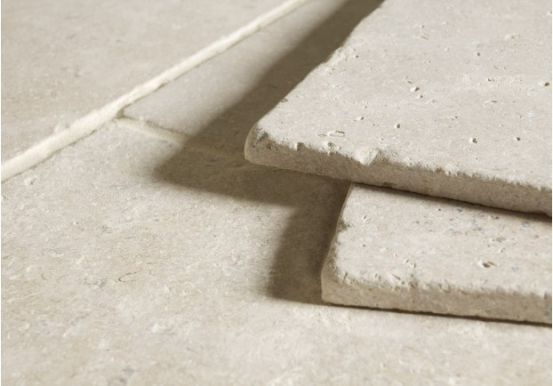 sinai pearl Limestone - tumbled tiles - Egyptian limestone - CIDG