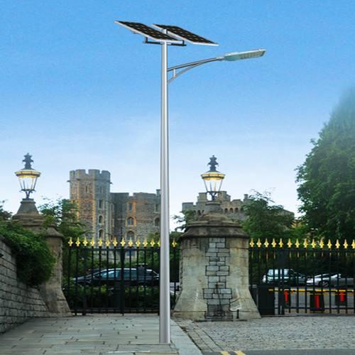 Professional Design Economical Type 6m Pole 30W Solar LED Light Street Light