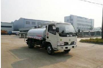 Hot DongFeng 10000L Water Truck for Municipal & Environmental Use
