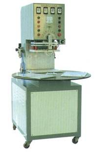 High Frequency Plastic Welding Machine-turn Dish Type