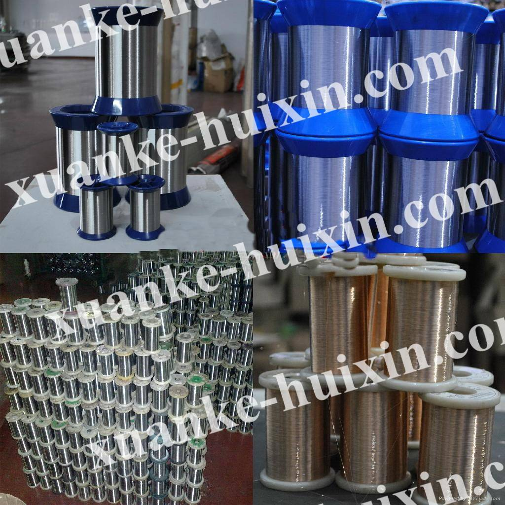 Good supplier in China  0.02--0.1mm Ultra Fine 304 316 316L Stainless Steel Wire