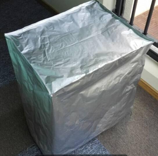 laminated film aluminum foil bags anti-static bags vacuum bags