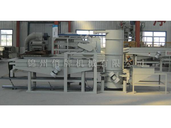 Pinenuts dehulling and separating equipment