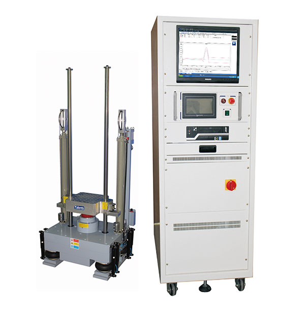 Automated Computerized Shock Tester