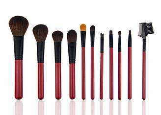 Red Makeup Brushes