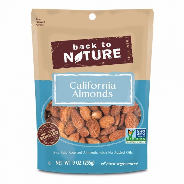Roasted California Almond Nuts