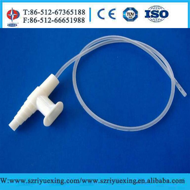 Disposable suction catheter