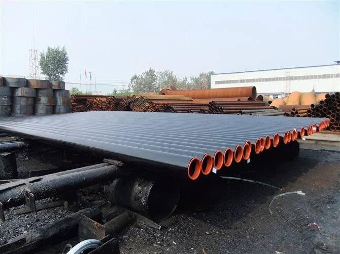 Q235/345, L245/290/360, X42-X80, ERW Steel Pipe