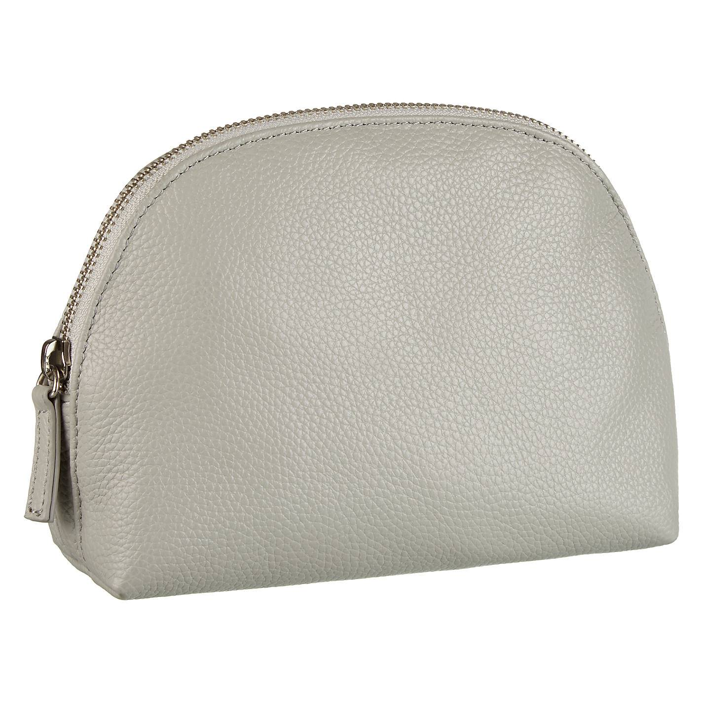 High quality leather cosmetic packaging bag