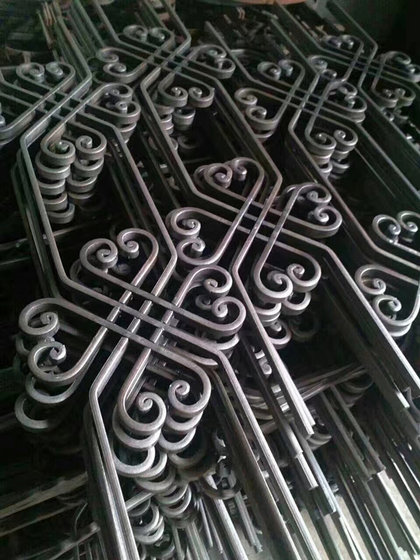 wrought Iron Group Ware