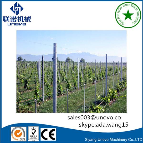 environmental grape steel pillar