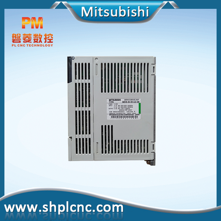 Mitsubishi Servo amplifier units MDS-B-SVJ2-06