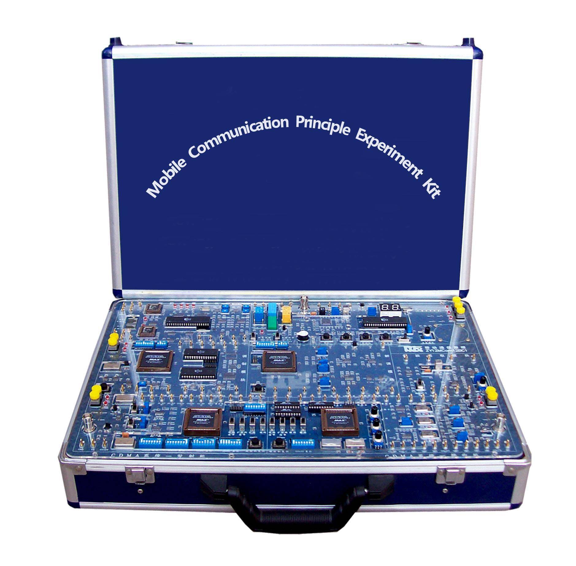 didactic educational training equipment/ ES0407C1 Mobile Communication Principle Experiment Kit