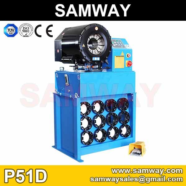 """samway P51D 4"""" Crimper"""