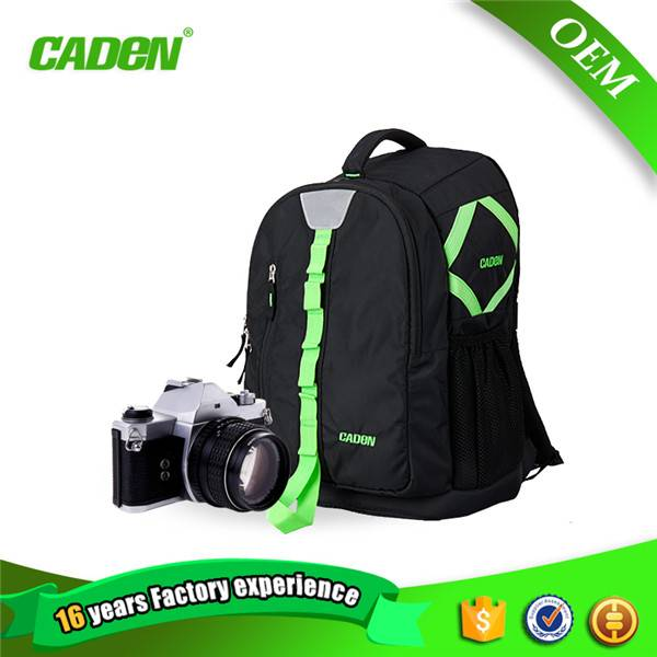 OEM wholesale caden famous brand name waterproof polyester nylon backpack