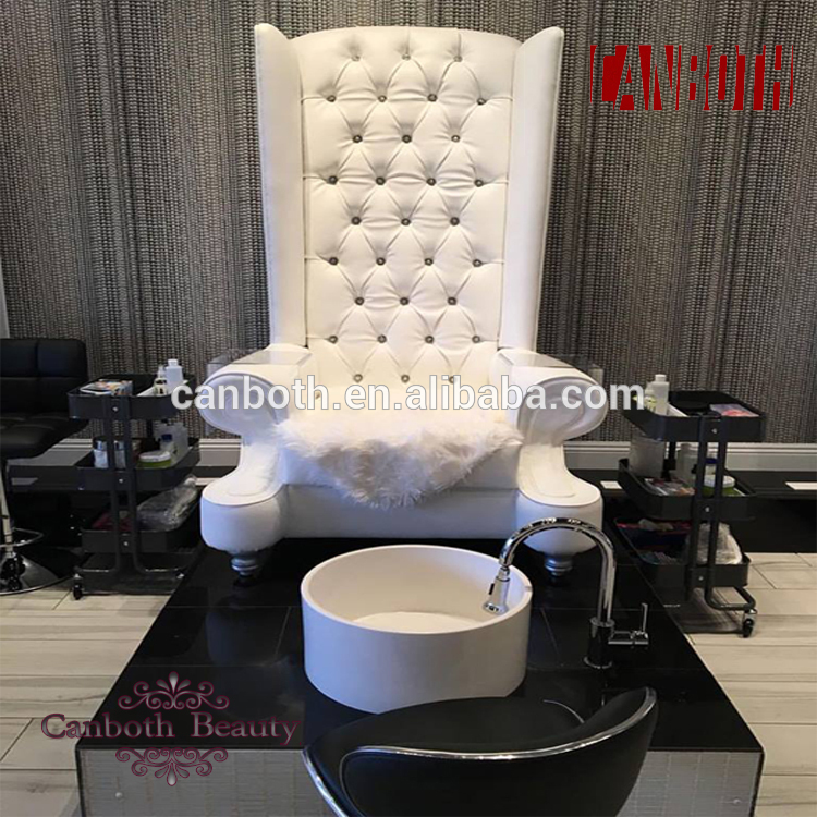 Nails salon whirlpool spa pedicure chair CB-FP001