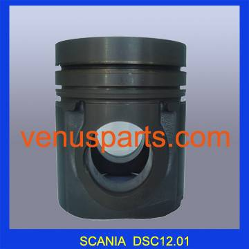 scania truck engine spare parts piston DSC12.01