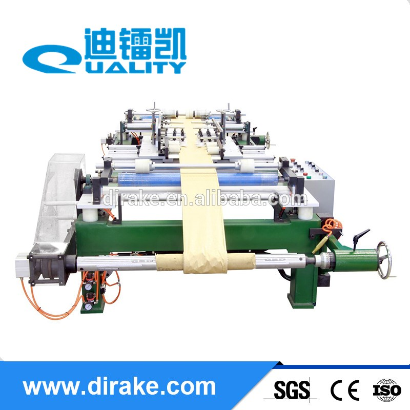High quality insulation layer edge folding machine