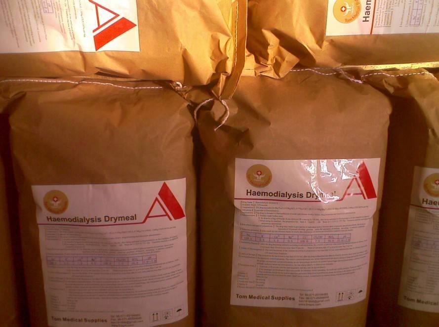 Bicarbonate Concentrates,hemodialysis concentrates powder