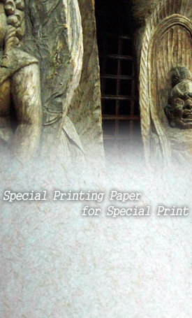 Special Printing Paper