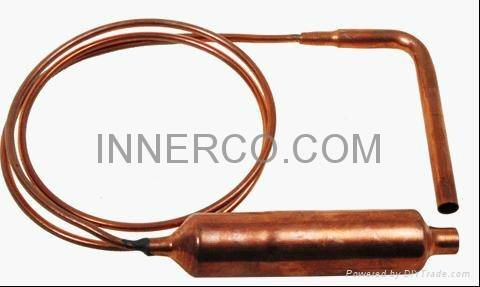 Copper Capillary With Filter