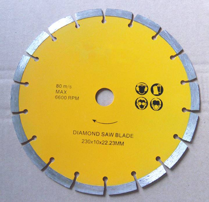 Cutting Disc for Building Materials with High Quality