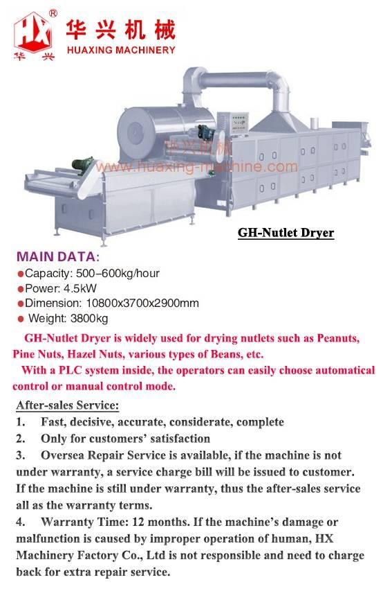 GH-Nutlet Dryer
