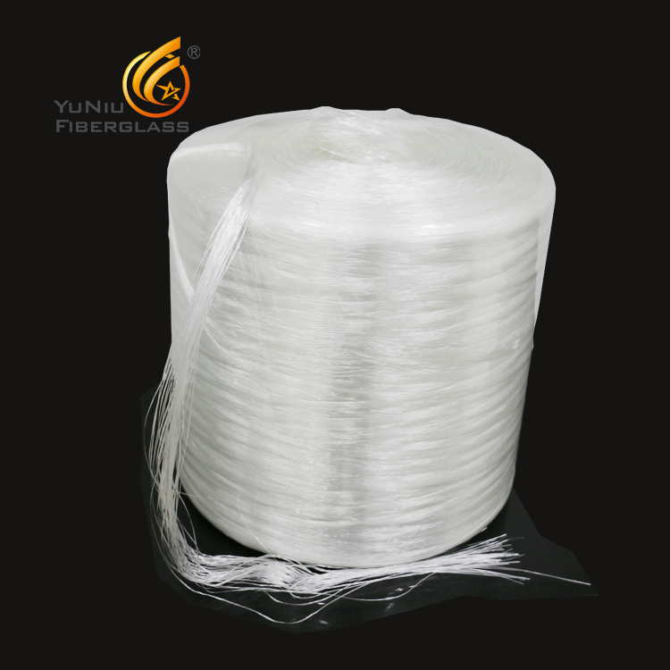 Material For Building and Gypsum Board Fiberglass Gypsum Roving