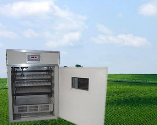 264pcs fully automatic incubator for chicken duck