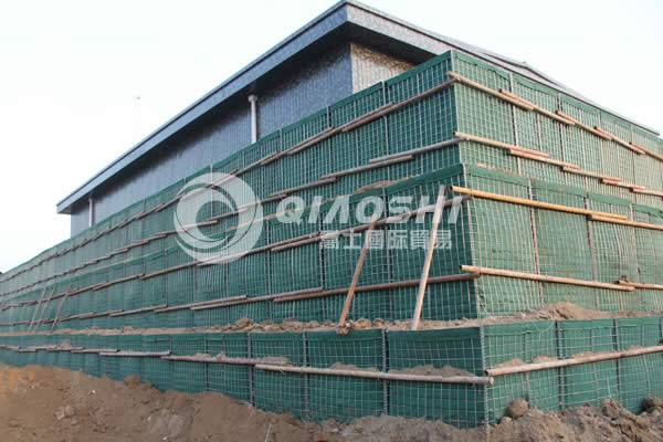 wide original military applications Hesco barrier Qiaoshi