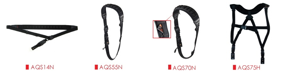 AirCell Comfort Quick Shoot Strap