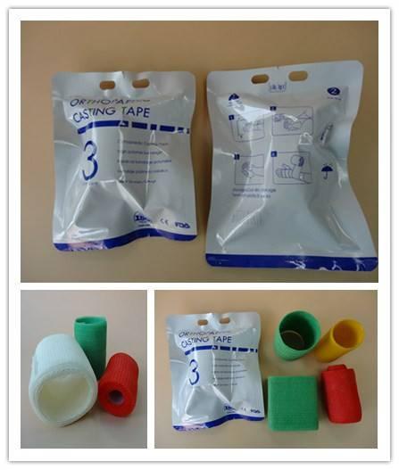 orthopedic surgery fiberglass casting tape
