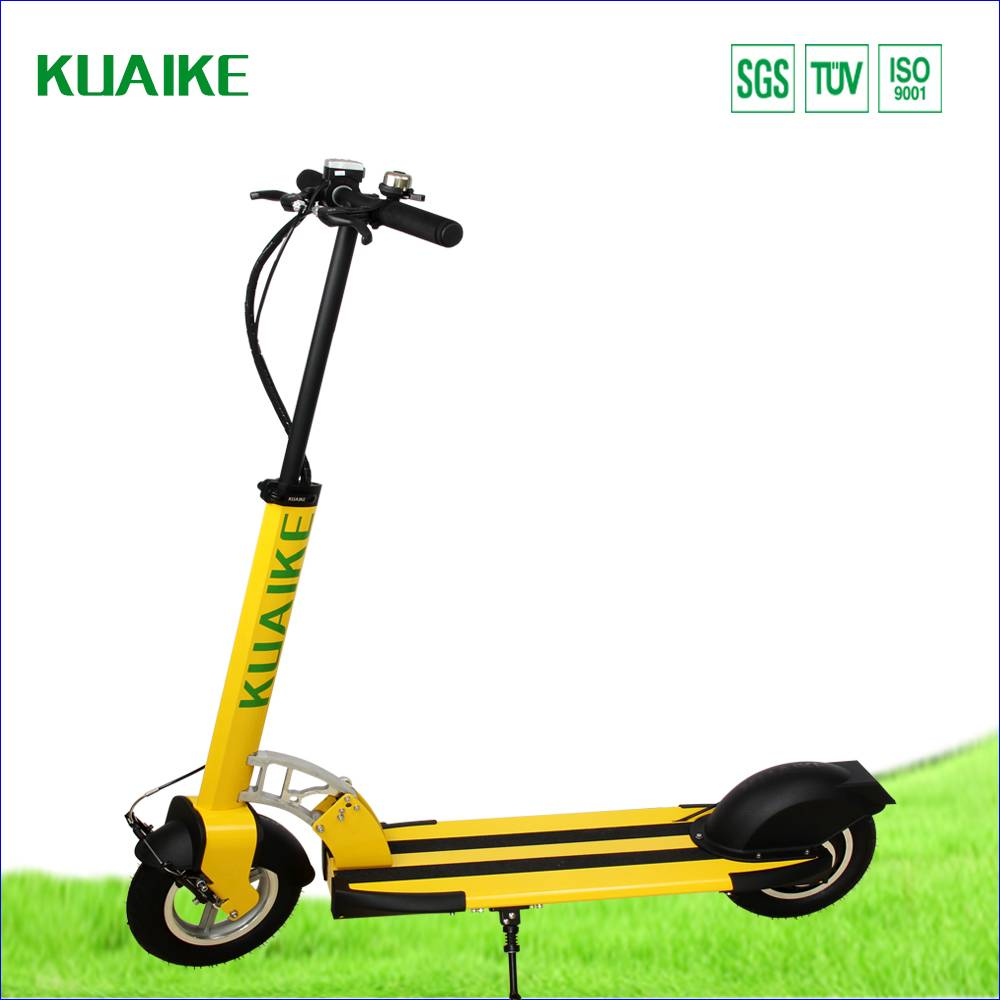 Chic smart 2 wheels electric scooter 250W 36V folding electric scooter self balancing electric scoot