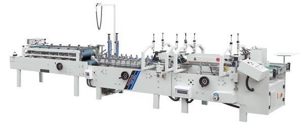 SHH-A Prefolder gluing machine