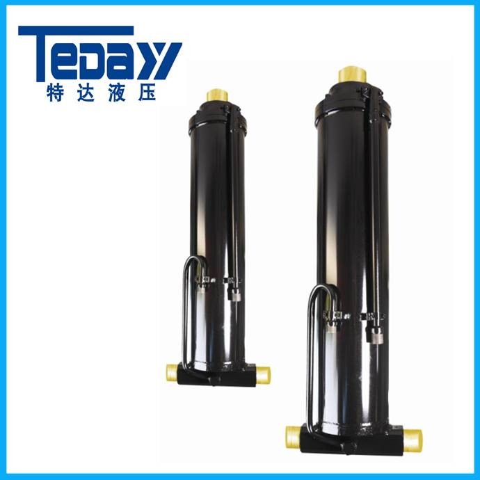 MID Top Hydraulic Cylinders for Dump Truck